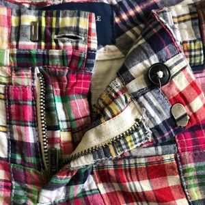 American Eagle Outfitters Shorts - AEO  Plaid multicolor cotton shorts 8